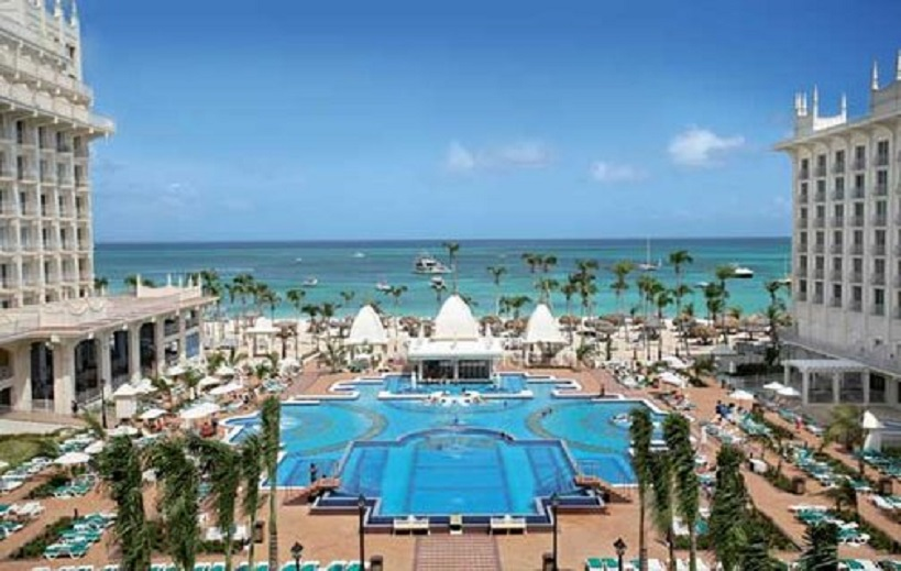 Aruba Riu Palace/Cool Casino