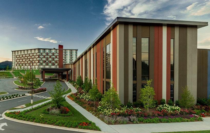 Harrah's Cherokee Valley River Casino